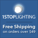 Find Best Deals online at 1StopLighting