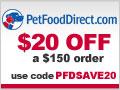Find Best Deals online for Pet Food Direct