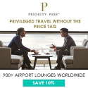 Best Deals Online for Priority Pass
