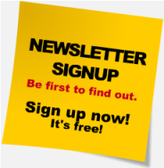 Sign up for best deals online newsletter